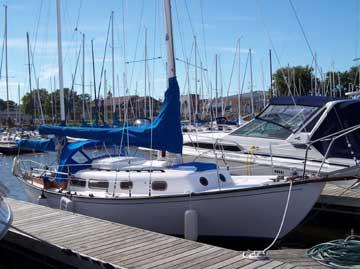 1964 Allied Seawind 30 Ketch sailboat