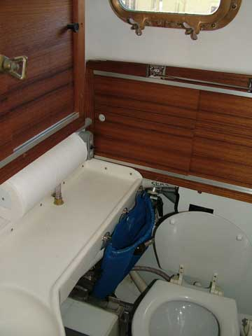 1964 Allied Seawind 30 Ketch sailboat
