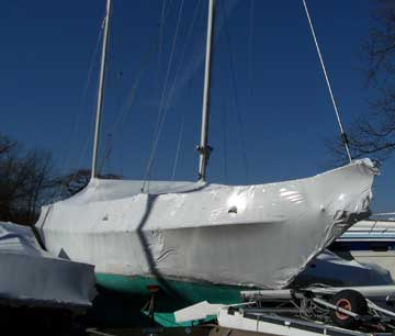 Allied Seawind 30