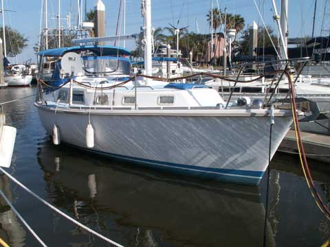 Allmand 31 sailboat