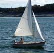 1991 American 14.6 sailboat
