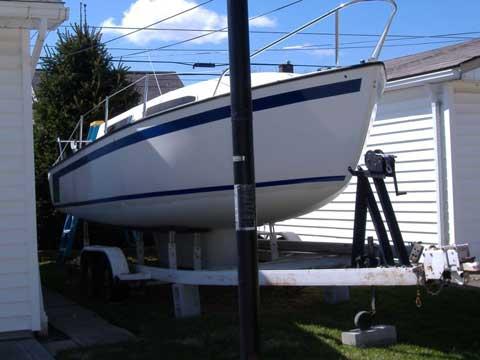 American 26 sailboat