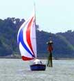 1980 AMF 2100 sailboat
