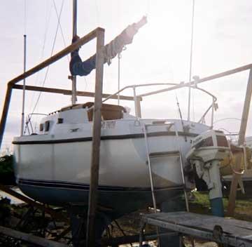 1978 Annapolis 26