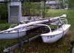 1972 Aquacat sailboat
