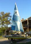 1973 Aquacat sailboat