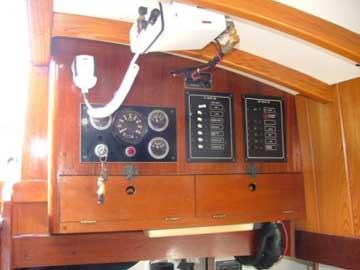 1985 Atkin 40 cutter