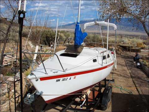 Balboa 24 Sailboat For Sale
