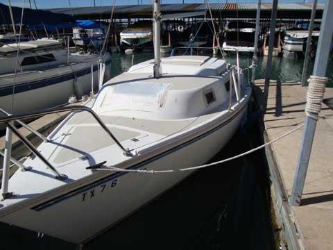 Balboa 24 sailboat