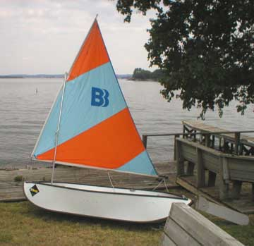 Banana sailboat sailboat
