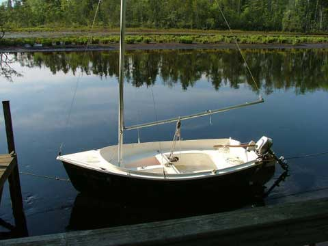 Trailer Bill Of Sale Texas >> Bauer 12 sailboat for sale