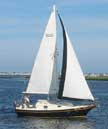 1983 Bayfield 25 sailboat