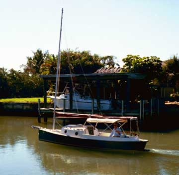 Bay Hen 21 Sailboat For Sale