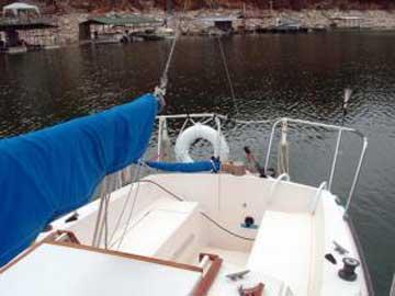 1979 Bayliner Buccaneer 272 sailboat