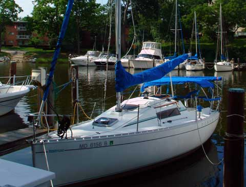 Beneteau First 235 Sailboat For Sale