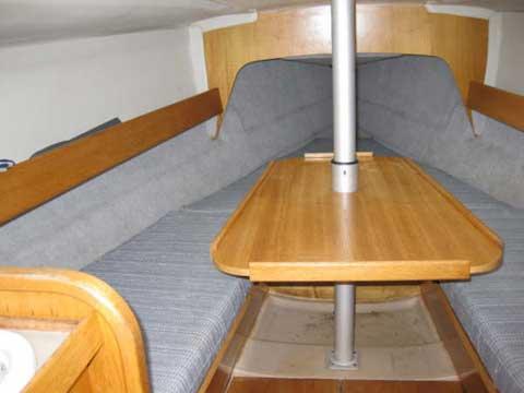 Beneteau First 235 sailboat