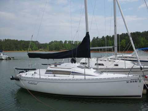 Beneteau 235 sailboat