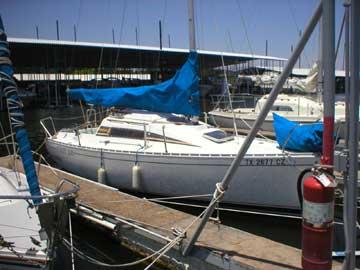 1988 Beneteau 235 sailboat