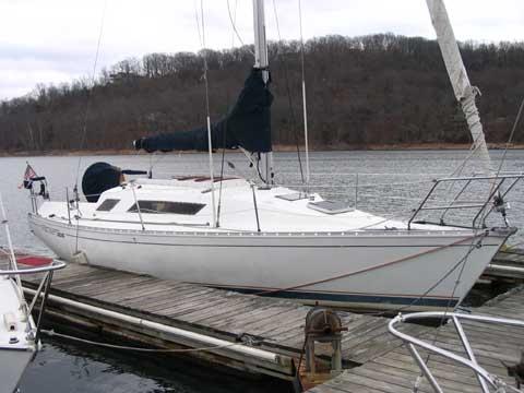 Beneteau First 305 sailboat