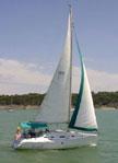 1992 Beneteau First 310 sailboat
