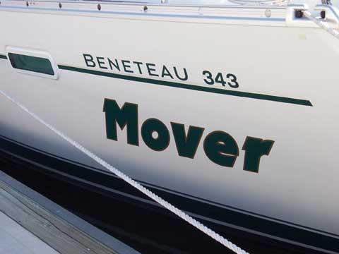 Beneteau 343