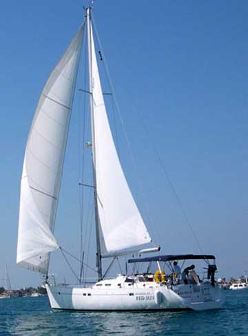 2004 Beneteau 473 sailboat