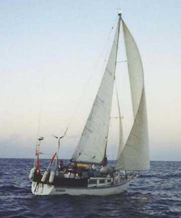 1978 Breekveldt 37 sailboat