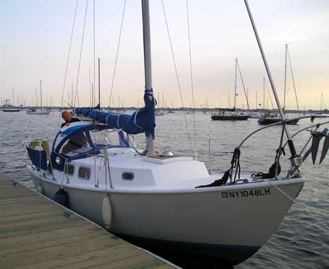 Bristol 24 Sailboat For Sale