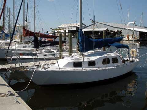 Bristol 27 sailboat