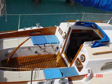 1967 Bristol 29 sailboat