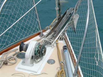 1967 Bristol 29 sailboat