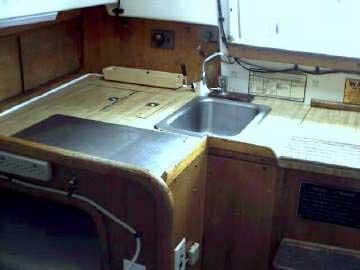 1977 Bristol 30 sailboat