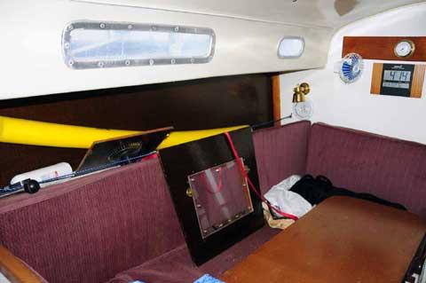 Bristol 34 sailboat