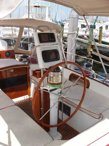 1982 Bristol 41.1 sailboat