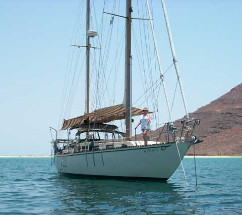 Bruce Roberts Mauritius 43 Yacht For Sale