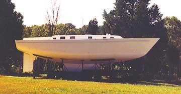 Bruce Roberts 44 sailboat