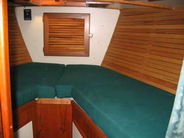 1998 Bruce Roberts 45 ketch sailboat