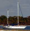 1980 Bruce Roberts 53 ketch sailboat