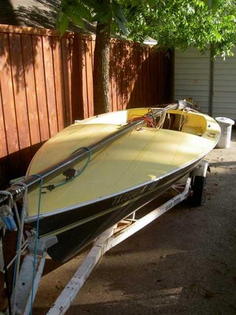 Chrysler Buccaneer 18 Sailboat For Sale
