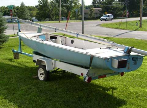 Used Tires Des Moines >> Chrysler Buccaneer 18 sailboat for sale