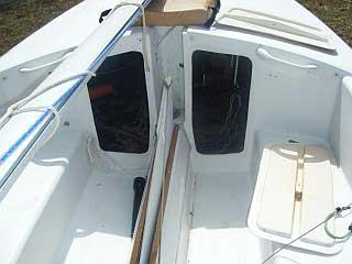 Chrysler Buccaneer sailboat