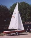Chrysler Buccaneer 18 sailboat