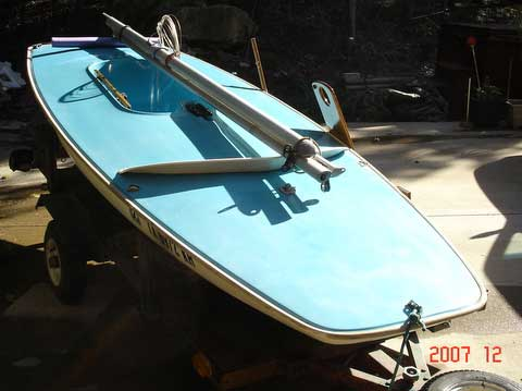 Boat Trailer Wiring >> Butterfly sailboat for sale
