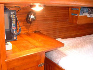 1979 Cabo Rico 38 cutter