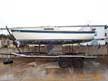 1970 Cal 20 sailboat