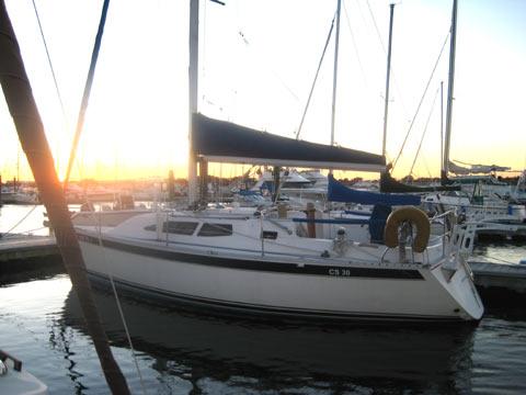 Canadian Sailcraft 30