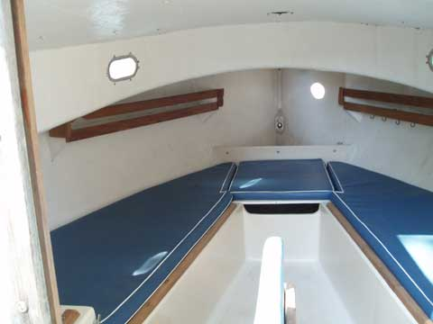 Cape Cod Catboat 17 Sailboat For Sale