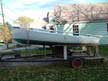 1971 Cape Cod Mercury sailboat