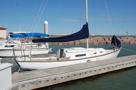 Cape Dory 25 Sailboat For Sale