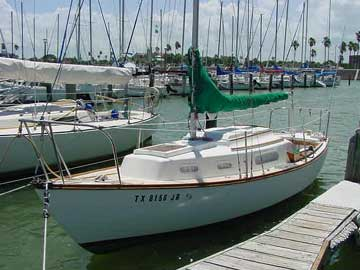 Cape Dory 25 sailboat for sale